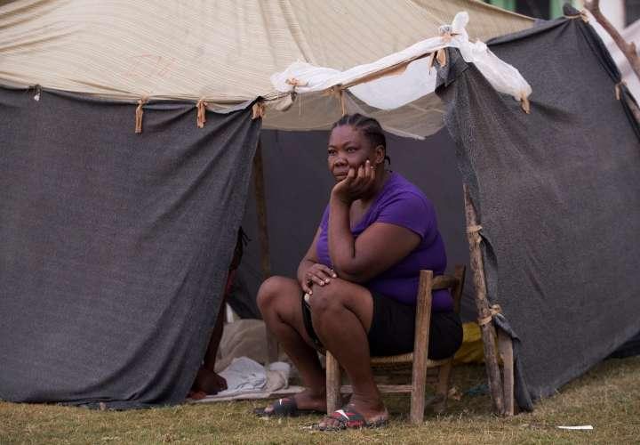 Vulnerabilidad de las mujeres y niñas empeoró tras el terremoto