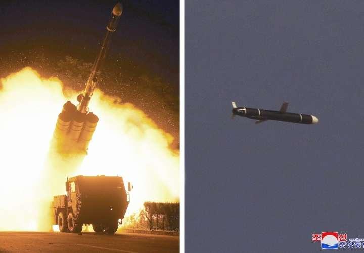 Gobierno de Pionyang lanza primeros misiles desde el mes de marzo