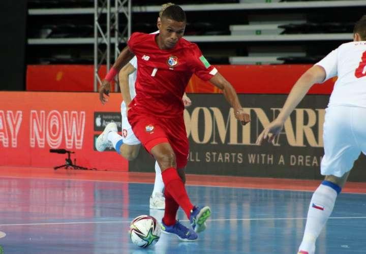 Desconcentración, principal causa de la derrota de Panamá en Mundial de Futsal
