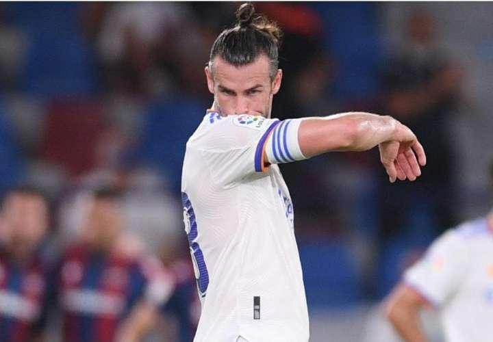 Gareth Bale será baja del Real Madrid ante el Inter de Milán en la Champions