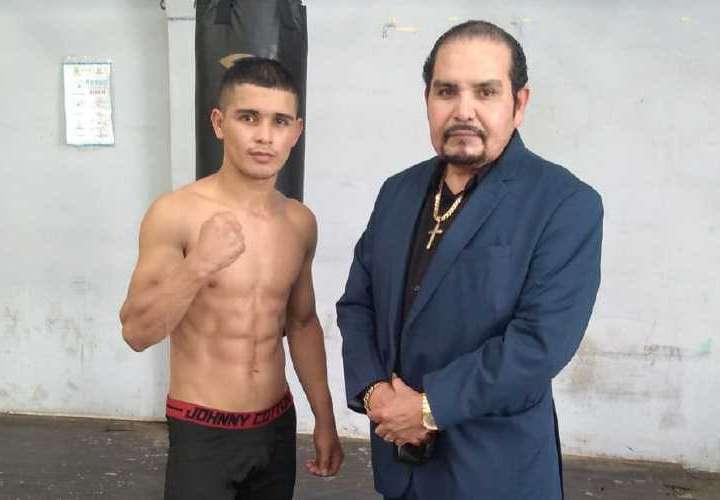 El regreso de un 'Ángel' a los tinglados del boxeo