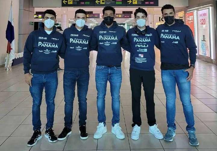 Selección de ciclismo de Panamá viaja a Bélgica para competir en Mundial