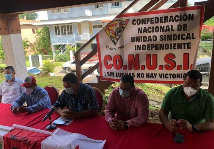 Marcha sindical mañana a la Asamblea