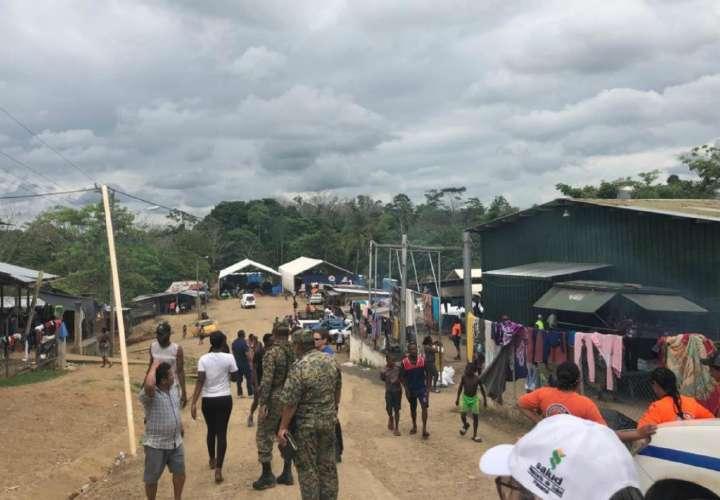 Migrante cubano muere en Guna Yala