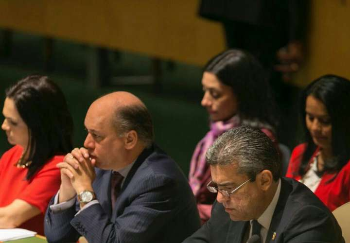 Sesión especial de la Asamblea General de las Naciones Unidas (Ungass 2016).  /  Cortesía