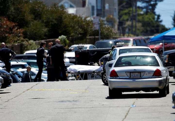 Los acontecimientos tuvieron lugar en la reserva Rancho Tehama, situada a unos 185 kilómetros al norte de Sacramento, y el causante de la matanza recorrió varias lugares de la zona sin dejar de disparar, eligiendo a sus víctimas al azar. EFE/Archivo