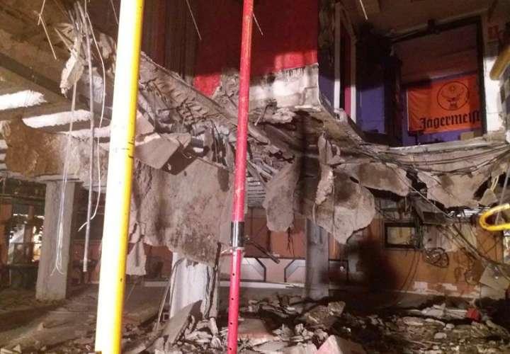 Interior de la discoteca ubicada en Playa de las Américas.  /  Foto: EFE
