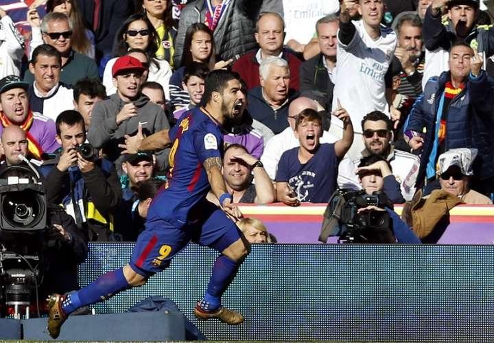 Luis Suárez./ Foto AP