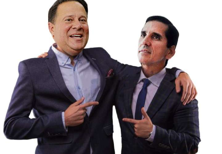 ¡Varela y su otro yo!