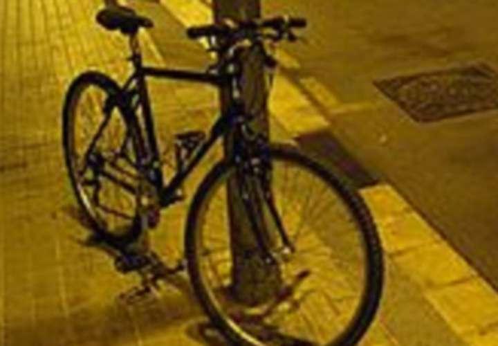 Les roban bicicletas en Pacora