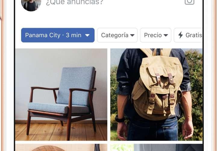 Marketplace de Facebook llega a Panamá