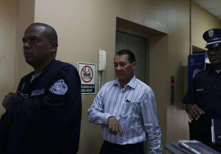 """Alcalde de Los Santos y subsecretario general del opositor PRD, Eudocio """"Pany"""" Pérez.  / Foto: Edwrads Santos"""