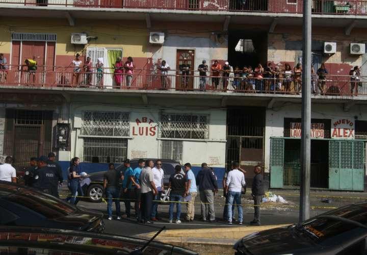 Área donde ocurrió la tragedia. Foto: Edwards Santos