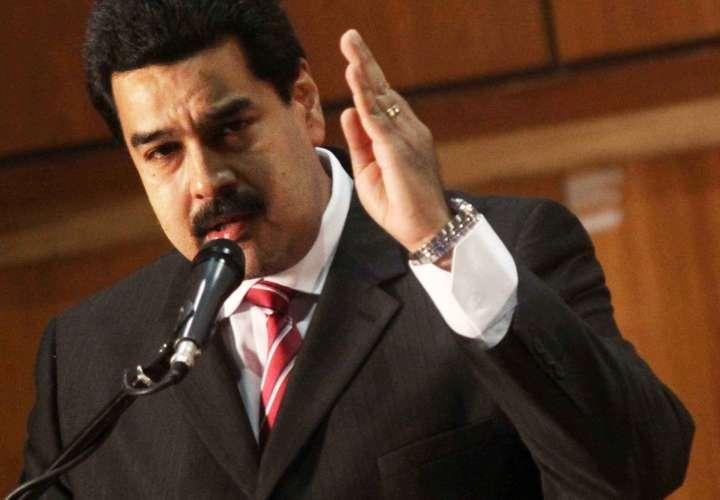 El presidente de Venezuela Nicolás Maduro.  /  Foto: AP Archivo