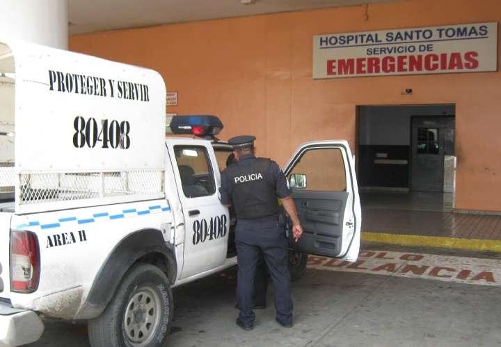 Le soltaron balas en un multifamiliar en El Chorrillo