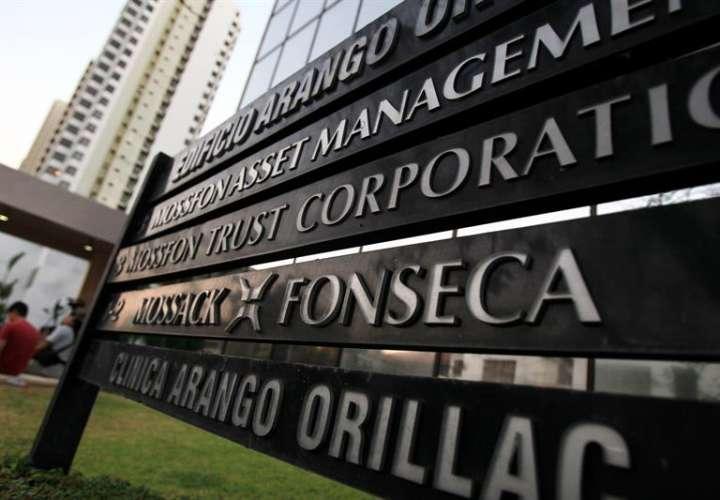 Vista general de la sede de la firma Mossack Fonseca. EFEArchivo