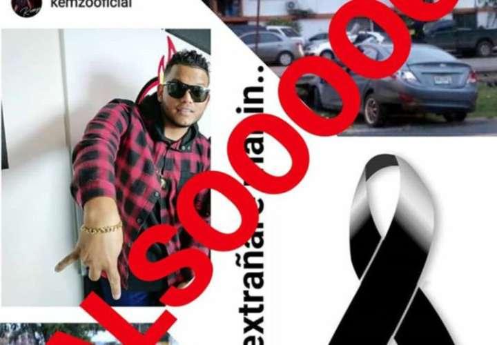 Matan a Kemzo en redes sociales