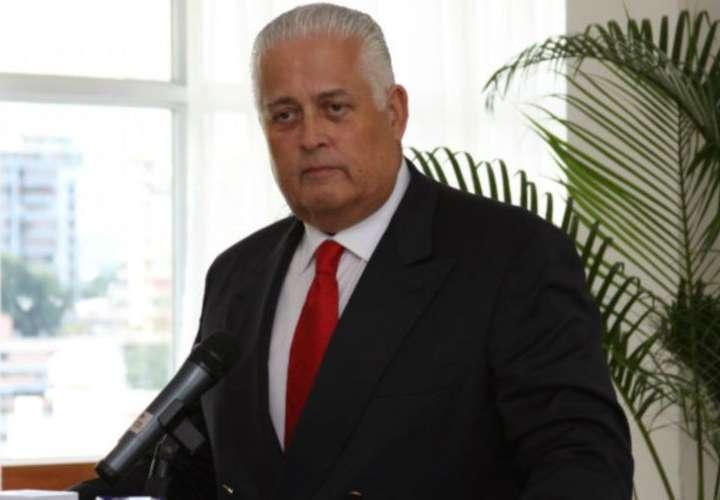 Expresidente Ernesto Pérez Balladares. Foto: Archivo