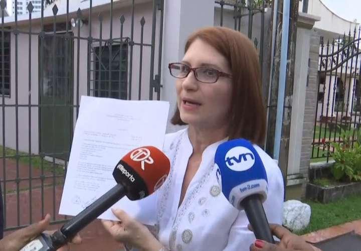 Marta: No confío en la justicia de este país