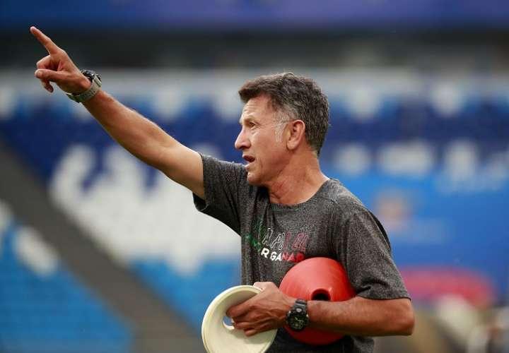Juan Carlos Osorio, técnico de México./ EFE