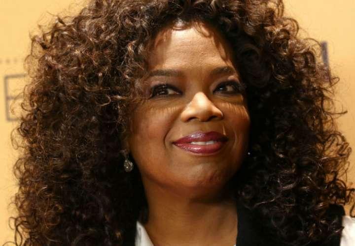 Oprah Winfrey afirma que vivir sin envidia la hace feliz