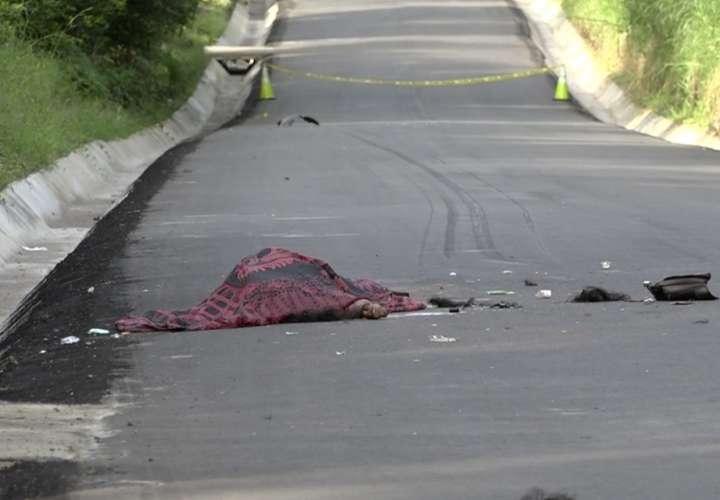 Identifican a travesti que murió atropellado