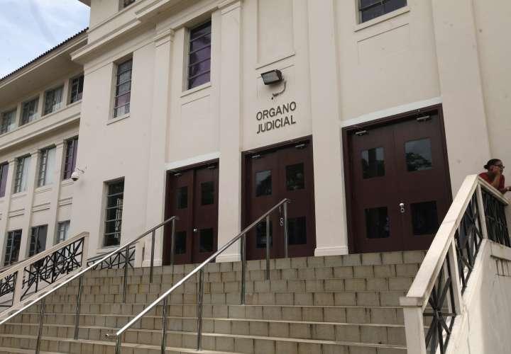 Fachada del Órgano Judicial de Panamá