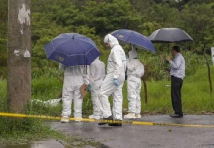 Autoridades investigan los hechos. Foto: Mayra Madrid