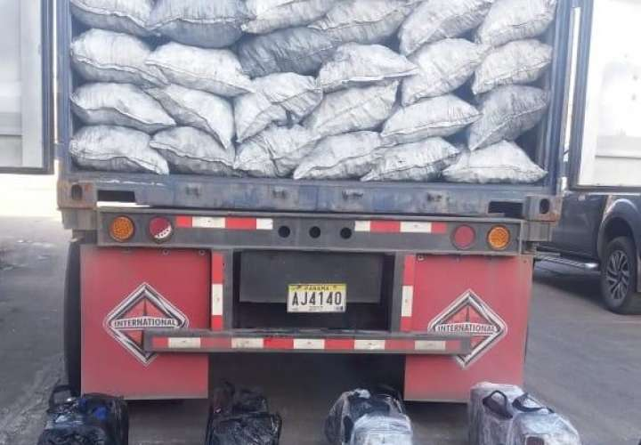 Cambian medida cautelar a dos imputados por tráfico de drogas