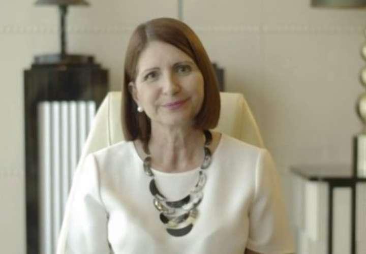 Ex primera dama advierte a Pastrana sobre peligro de fraude