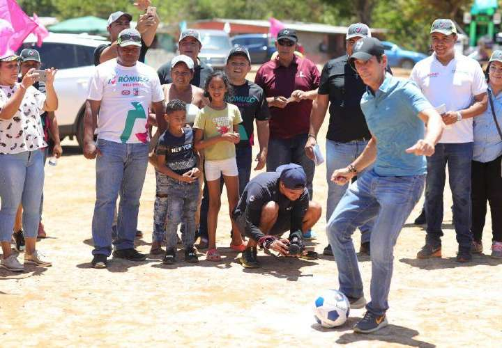 Roux: rescataremos al país de la incapacidad de Varela