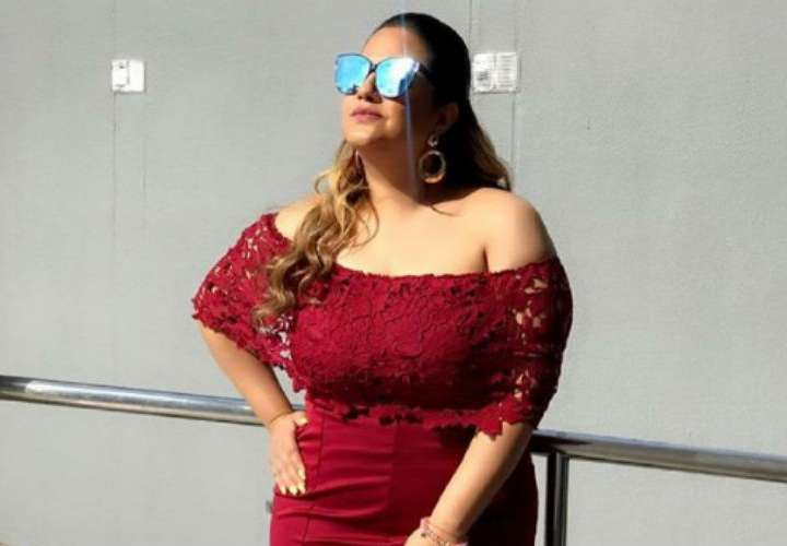 Kathy Phillips celebró su cumpleaños 33 en la maternidad del Santo Tomás