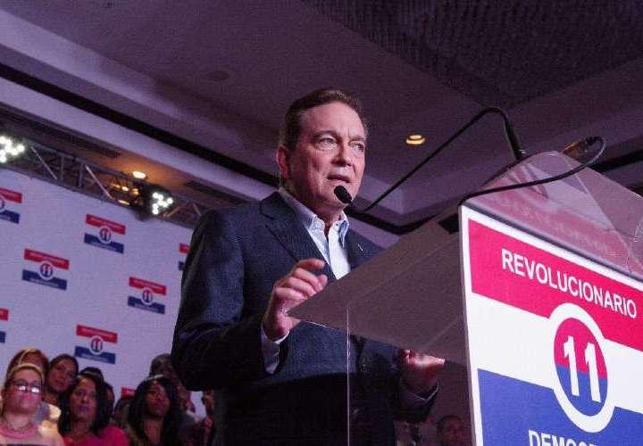 Empresaria colombiana acusa a Cortizo