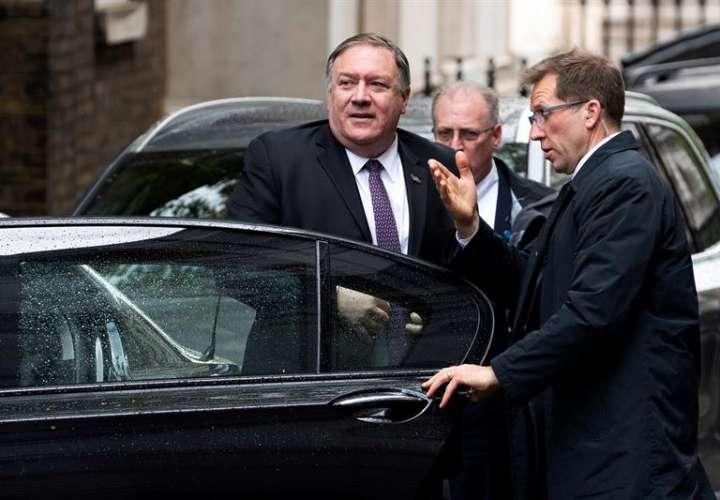 Pompeo viajará a Rusia para verse con el presidente Vladímir Putin