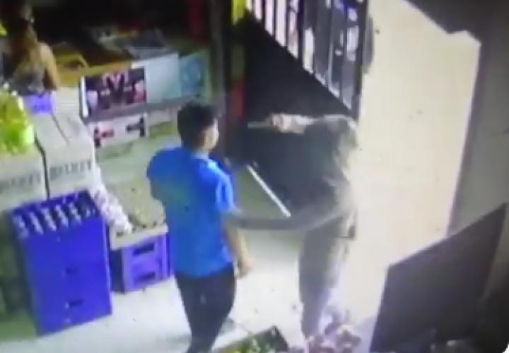 [Videos] Robos captados y descubiertos por cámaras de seguridad