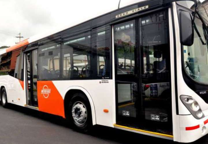 Imagen ilustrativa de un metrobús. Foto: Archivo