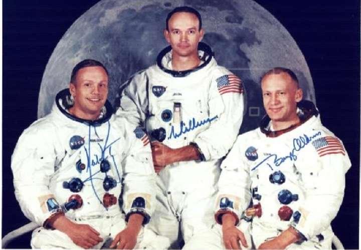 Los astronautas del Apolo 11 se entrenaron en Panamá