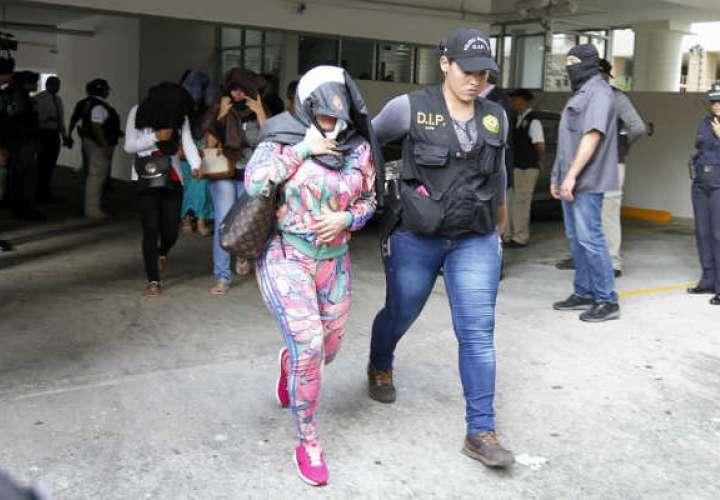 Condenan a venezolana por trata de personas en Panamá