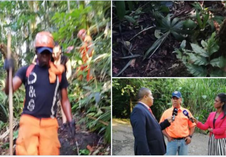 Rescatan a ocho personas extraviadas en El Peñón de Las Lajas