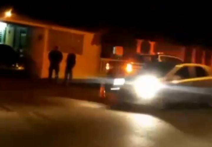 Ataque fallido en barbería de Don Bosco [Video]