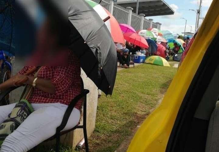 Denuncian irregularidades en un colegio de Pacora