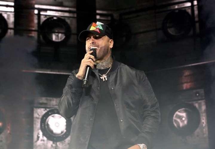 En la imagen, el cantante y compositor de reguetón Nicky Jam. EFE