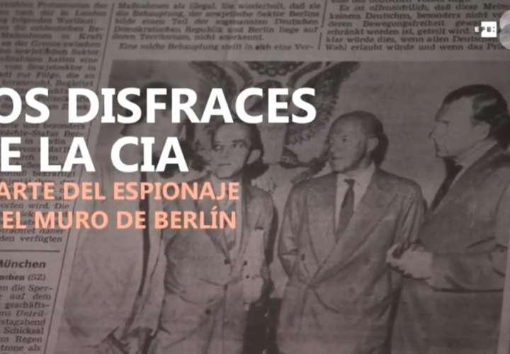 Y la CIA se hizo invisible (Video)