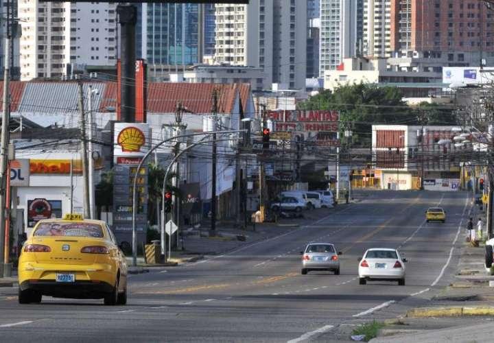 Vista panorámica de la Ciudad de Panamá. EFEArchivo