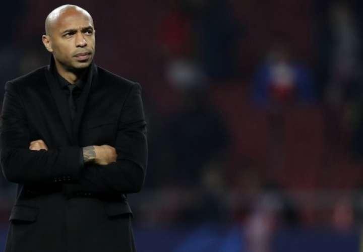 Henry jugó en la MLS durante cuatro años con los Red Bulls de Nueva York antes de retirarse. Foto: AP