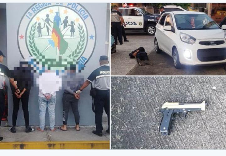 Desarman a varios hombres en Las Mañanitas y Juan Díaz