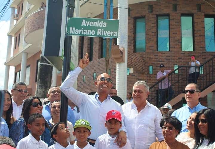 ¡Bien merecido! Avenida Mariano Rivera en La Chorrera