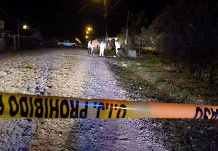 Sicarios asesinan a un tico en plena vía pública en área fronteriza con Panamá
