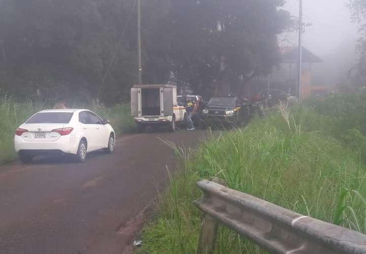 Cédula y celular de mujer asesinada en Río Rita hundió a presuntos sicarios