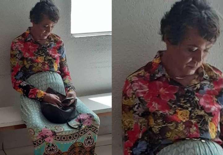 Arrestan a un hombre en Brasil por disfrazarse como su madre de 60 años